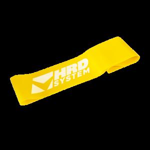 Guma do ćwiczeń żółta