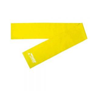 Guma do ćwiczeń żółta szeroka