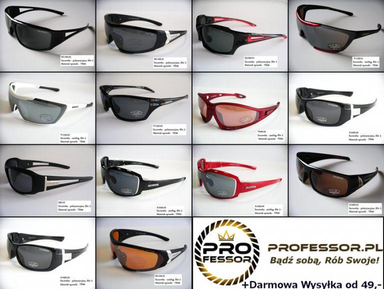 Okulary z Filtrem UV400