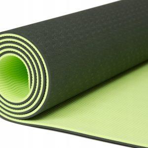 Mata do ćwiczeń fitness